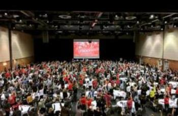 5-6 août 2017, convention nationale à Chicago de DSA.